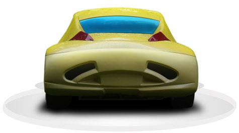 Obvio Tribrid Sports Car » image 3