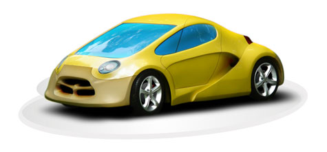Obvio Tribrid Sports Car » image 4