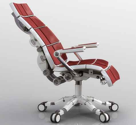 The Ultimate Self-Adjusting Office Chair » image 1