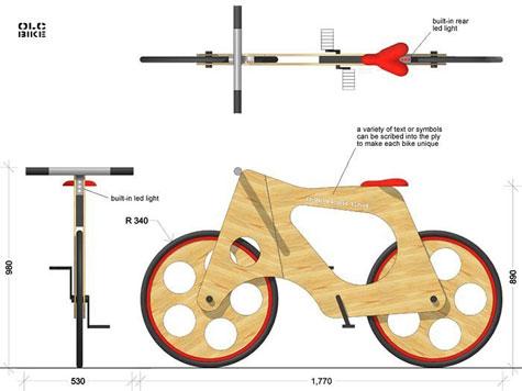 OLC Bike » image 2