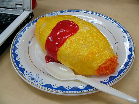 The SolidAlliance Omuraice (Rice Omelette) Mouse Cover » image 4