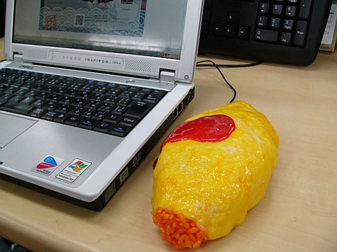 The SolidAlliance Omuraice (Rice Omelette) Mouse Cover » image 5