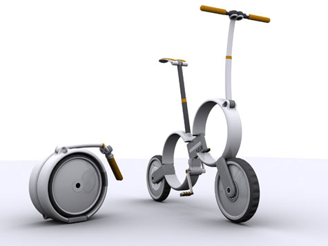 One: Folding Bicycle » image 1