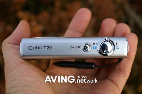 7 MegaPixel Digital Camera ?Optio T20? With 3.0-Inch Display » image 3