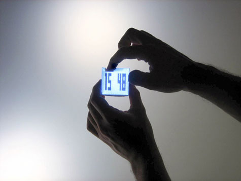 The Paper Alarm Clock » image 1