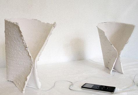 Paper Ceramic Loudspeakers » image 1