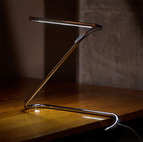 Paperclip Lamp » image 3