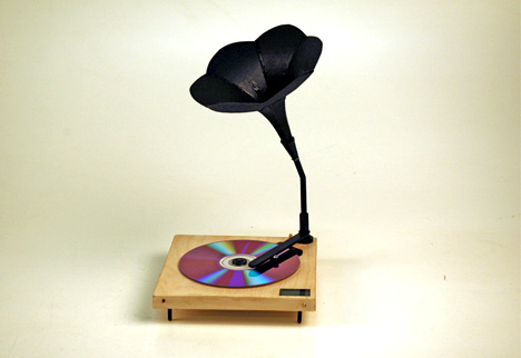 Phonograph CD Player » image 1