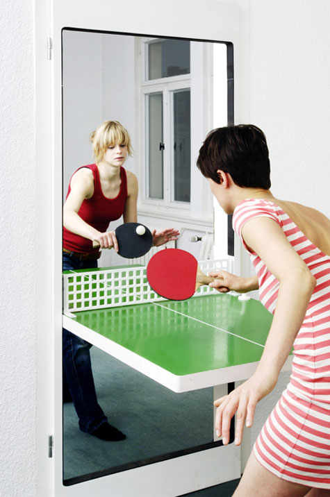 Ping Pong From A Doorway » image 1