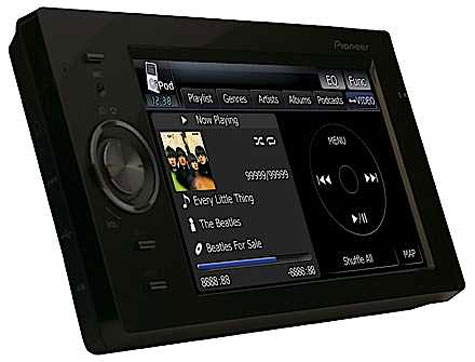 Pioneer AVIC-F500BT: Voice Controlled iPod, Phone and Media » image 1