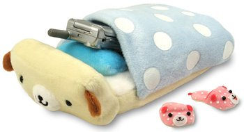 Plush Cell Phone Bed » image 1
