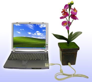 USB Flower Pod Speaker » image 1