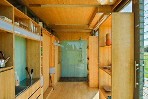 Port-a-Bach, Atelier Workshop Cabinet » image 2