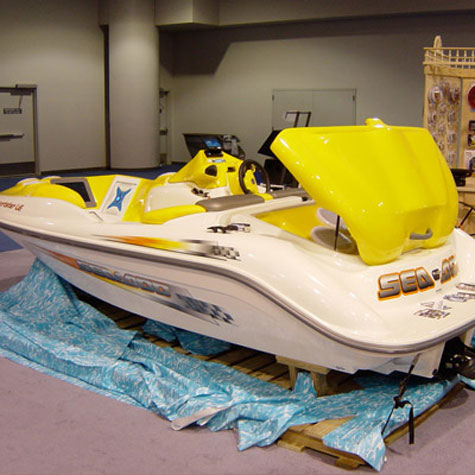 Pyle Seadoo Marine Vehicle » image 8