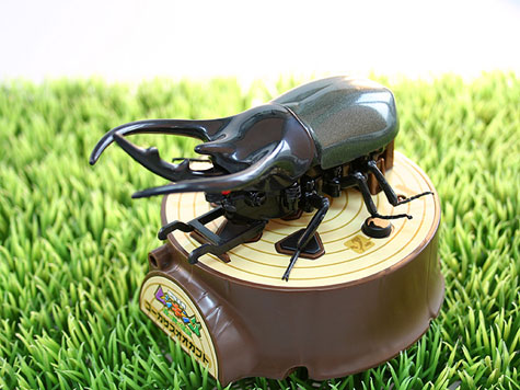 Rechargeable Remote Control Beetle Battle - CAUCASUS BEETLE » image 1