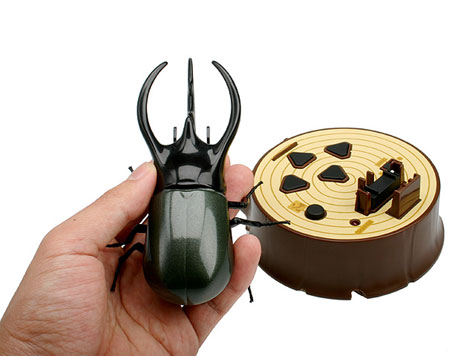 Rechargeable Remote Control Beetle Battle - CAUCASUS BEETLE » image 3