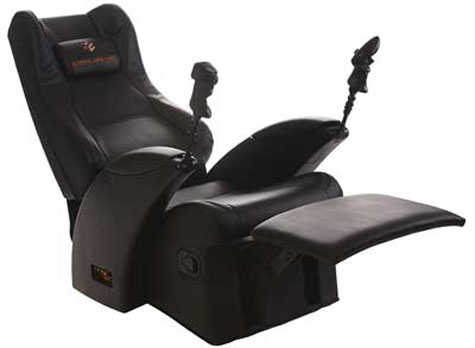 Reclining Gaming Chair » image 1