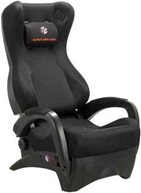 Reclining Gaming Chair » image 2
