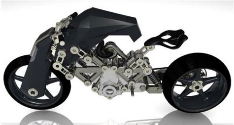 The Renovatio Motorcycle » image 1