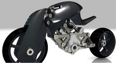 The Renovatio Motorcycle » image 3