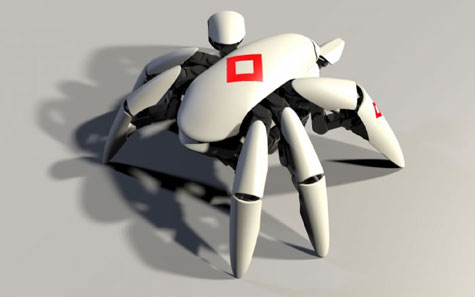Elios RescueBot Uses its Spider Arms to Save Lives » image 1