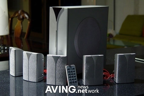 Royche to present a neatly-designed 5.1 PC speaker  » image 1