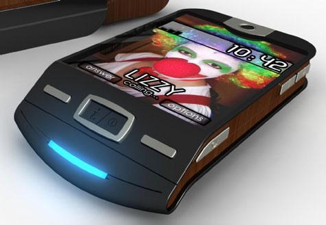 S-series: Sleek, Sophisticated Mobile Phone » image 4