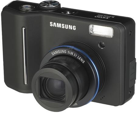 Samsung announced the S1050 digital camera with 10 Megapixel shooter » image 01
