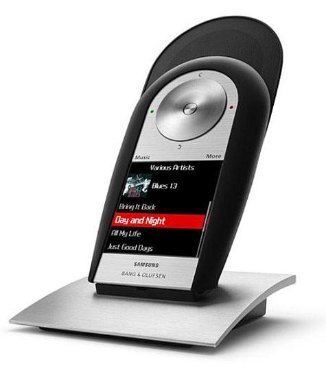 Samsung's Serenata Music Phone » image 2