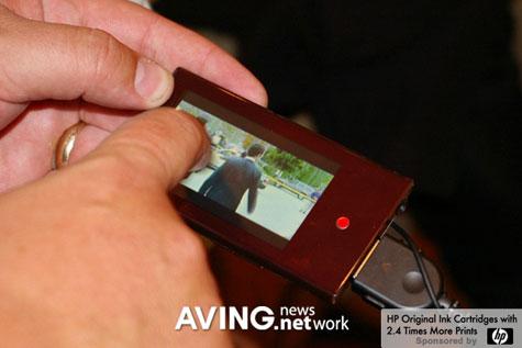 Samsung 6:9 video MP3P YP-P2 » image 2