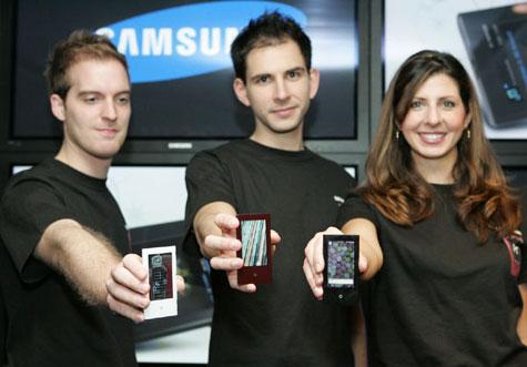 Samsung 6:9 video MP3P YP-P2 » image 3