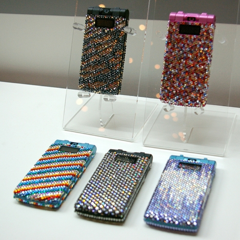 Samsung Partners with Swarovski for Sparkly New 707SC » image 01