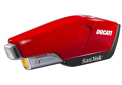 SanDisk Extreme USB Flash Drive Ducati Edition » image 3