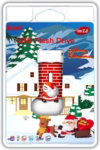 Flash Memory : Santa Model For Christmas! » image 2