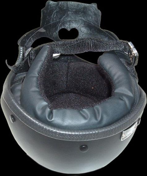 Santiago Chopper Skull Helmet » image 2