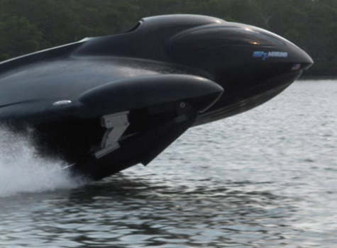 SeaPhantom : Helicopter Speed At A Powerboat Price » image 2