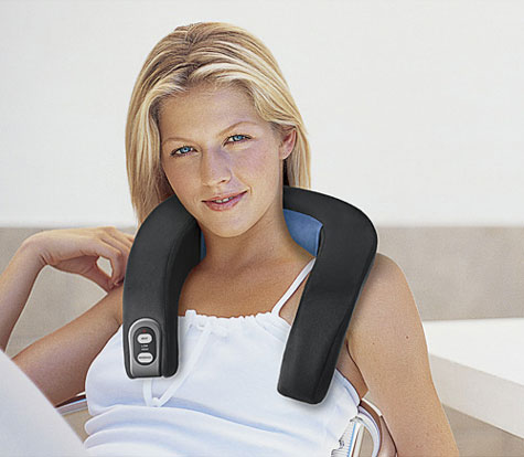 Homedics SQUSH? Neck & Shoulder Massager » image 1