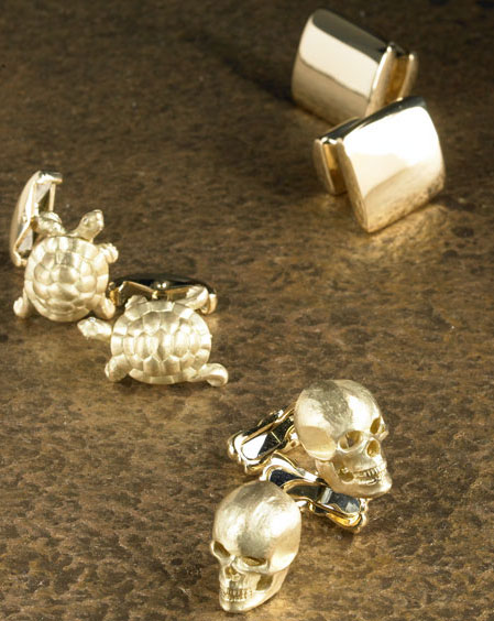 Skull Cufflinks » image 1