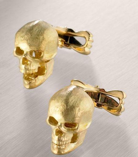 Skull Cufflinks » image 2