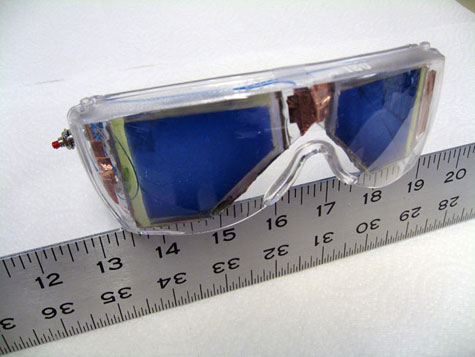 Smart Sunglasses Change Color On Demand » image 1