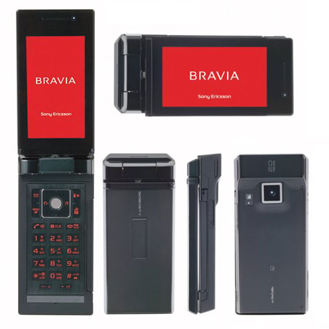 Sony Ericsson SO903iTV Bravia phone » image 2