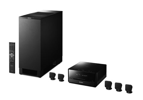 SONY Delivers DAV-IS10 Big Sound In Micro Home Theater System » image 1