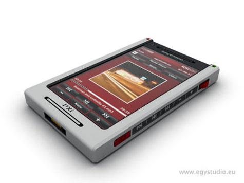 Sony Ericsson PXi » image 2