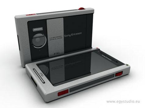 Sony Ericsson PXi » image 4