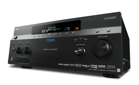 Sony STR-DA5300ES Home Theater Receiver » image 2