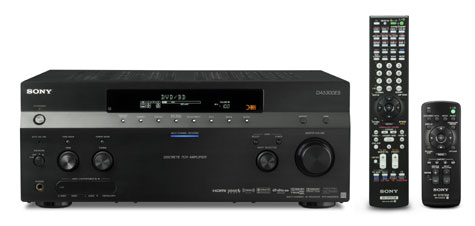 Sony STR-DA5300ES Home Theater Receiver » image 3