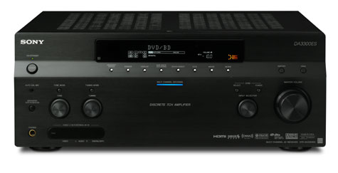 Sony STR-DA5300ES Home Theater Receiver » image 4