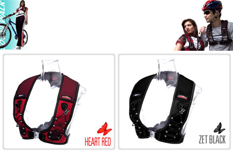 Soundwalk MP3 Player Audio Sports Vest (Hands-free Ears-free) » image 1