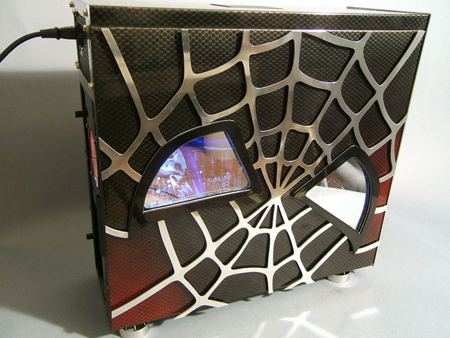 Spiderman 3 : New Computer Case » image 03