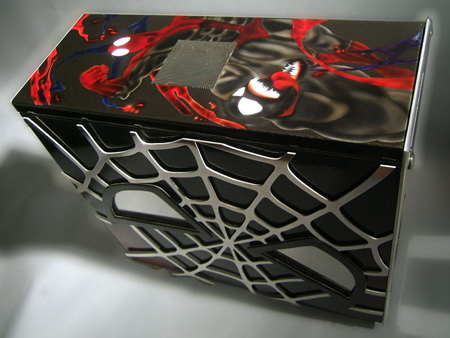 Spiderman 3 : New Computer Case » image 04
